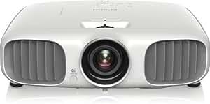 Epson EH TW 6000W Vidéoprojecteur Homecinema 3D Tri LCD 2200 lumens VGA/HDMI 10 watts Blanc