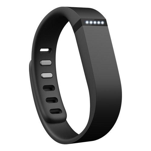 【日本正規代理店品】Fitbit ワイヤレス活動量計+睡眠計リストバンド FLEX Black FB401BK-JPN