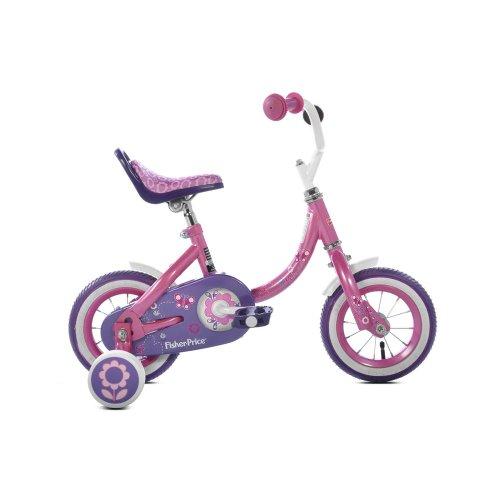 Kent 10in Girls Fisher Price Bike
