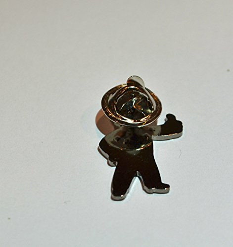 2008 fallout 3 vault boy future shop original metal pin for Origine metal resinence