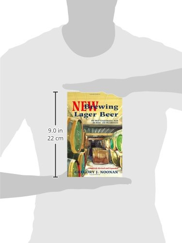New Brewing Lager Beer: The Most Comprehensive Book for Home- and Microbrewers