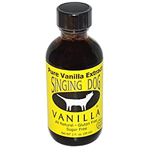 Singing Dog Vanilla Extract 2 oz