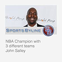 Interview with John Salley  by Ron Barr Narrated by Ron Barr, John Salley