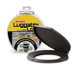 Reliance Products Luggable Loo Portable 5