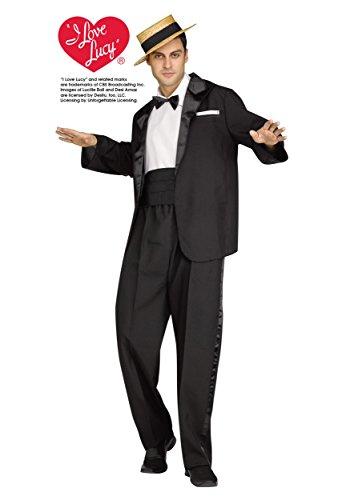 Ricky Ricardo Adult Costume Size