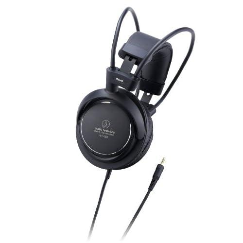ヘッドホン おしゃれ audio-technica ダイナミックヘッドホン ATH-T500をおすすめ