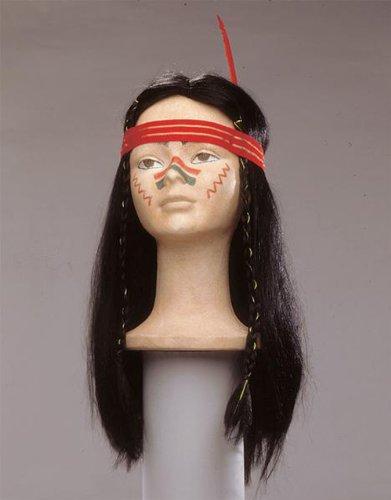 Imagen 1 de Sanromá - Peluca de indio (372C)