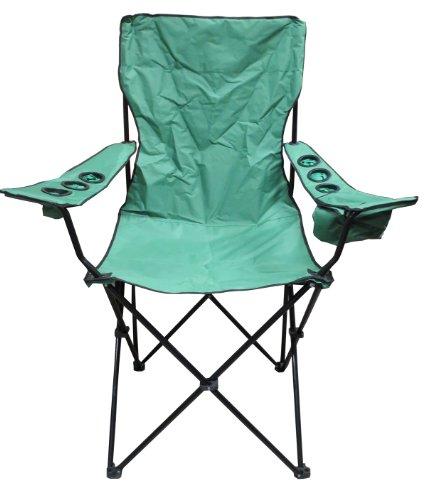 VM International Giant Folding Chair Green