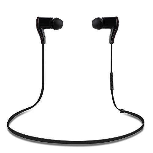 Ikova Isound Bluetooth Wireless Stereo Headset Earbuds (Bluetooth 4.0 Ver) - Music Play 6 To 8 Hours, Talking Time:15~16 Hours