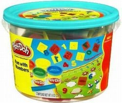 PLAY-DOH Beach Creations Bucket - 1