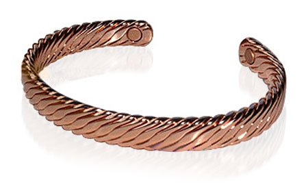 New Magnetic Copper Magnetic Therapy Unisex Bracelet 7