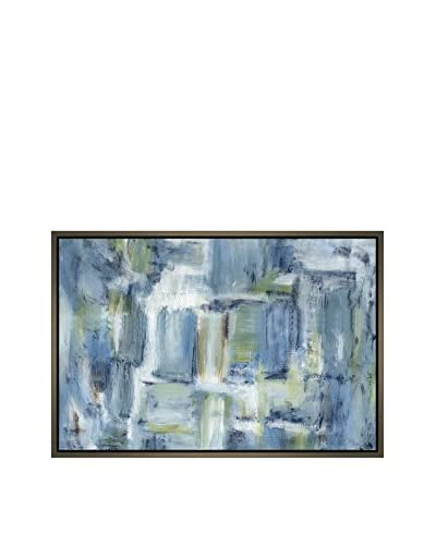 Soicher Marin Substance In Blues Giclée Reproduction, Blue
