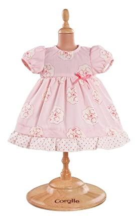 "Corolle Mon Premier Pink Dress for 12"" Doll Fashions at Sears.com"