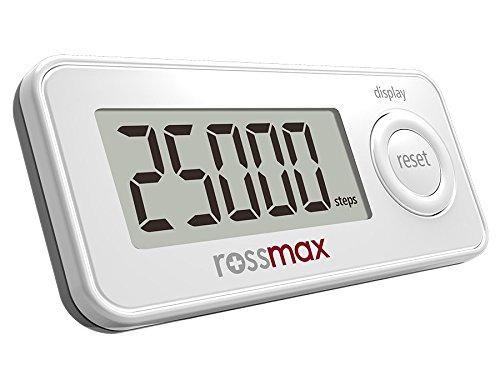 ROSSMAX PEDOMETER / STEP COUNTER / ACTIVITY MONITOR PAS20