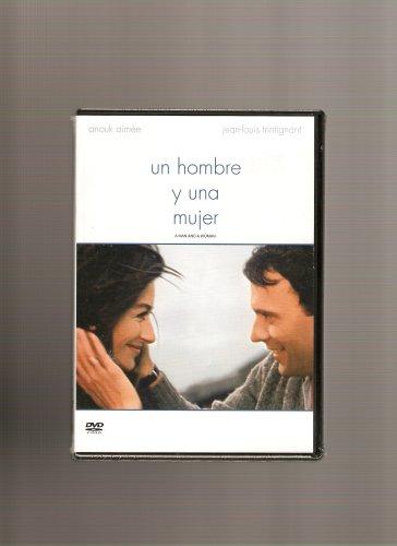 A Man And A Woman (Un Hombre Y Una Mujer) [NTSC/REGION 4 DVD. Import-Latin America]