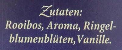 Meßmer ProfiLine Rooibos Vanille 20 x 4 g, 2er Pack (2 x 80 g) von Meßmer ProfiLine - Gewürze Shop