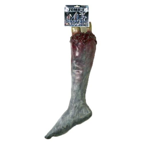 Zombie Leg Club Prop