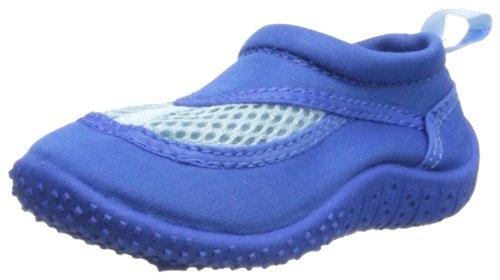 I Play. Unisex-Baby Infant Swim Shoes, Royal Blue, 7