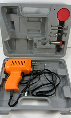 Chicago Electric Power Tools 150-Watt Heavy Duty Soldering Gun #42685