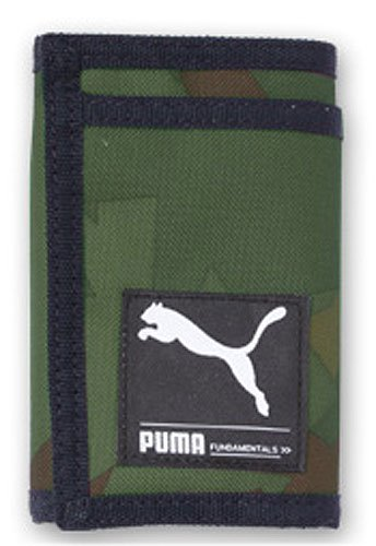 Puma Foundation Geldbörse dark olive-camo, Größe Puma:UA