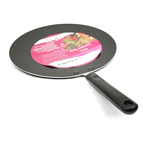 Kabalo 28.5cm Large Non-stick Tawa Tava Pan Naan Roti Chapati Flat Bread Cake Indian (Tawa Roti Pan compare prices)