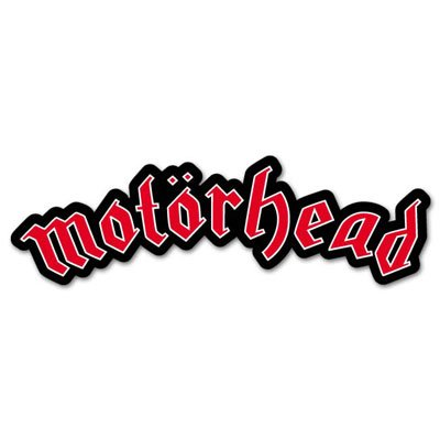 Motorhead heavy metal Motörhead Vynil Car Sticker Decal - Select Size