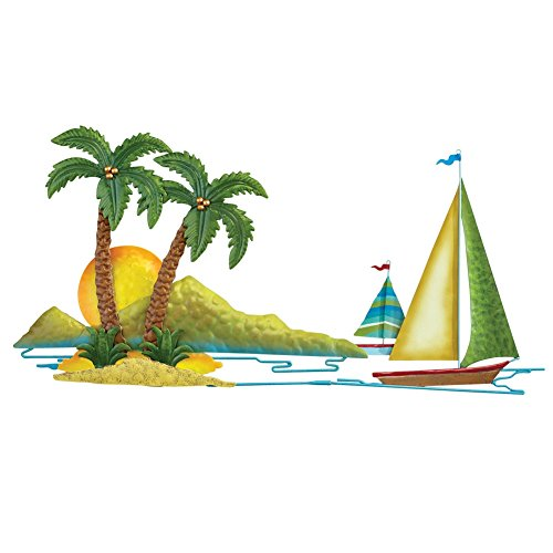 Coastal-Island-Sailing-Wall-Art