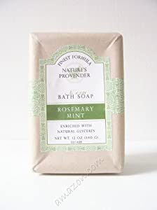 Nature's Provender Rosemary Mint Soap