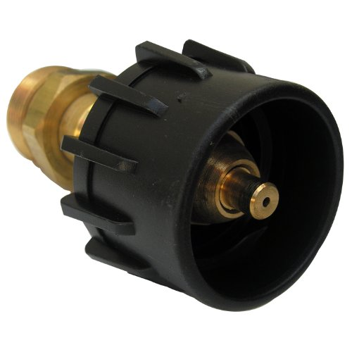 Lasco propane adapter with male thread by inch