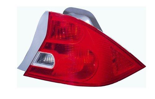 Rear Brake Light Taillight Lamp Left Hand LH Driver Side for 02-04 Honda Odyssey