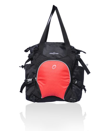 obersee-innsbruck-diaper-bag-tote-with-cooler-black-red