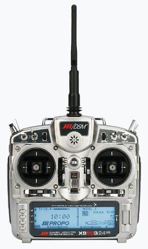 X9503 2.4 Heli Tx with R921X Rx No Servos MD2