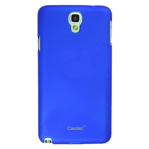 Casotec Ultra Slim Hard Shell Back Case Cover for Samsung Galaxy Note 3 Neo - Dark Blue  available at amazon for Rs.125