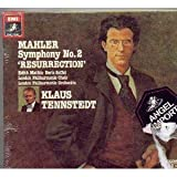 Mahler - Symphony No. 2 Resurrection Klaus Tennstedt Conductor, London Symphony Choir, London Symphony Orchestra [Box Set, 1982]