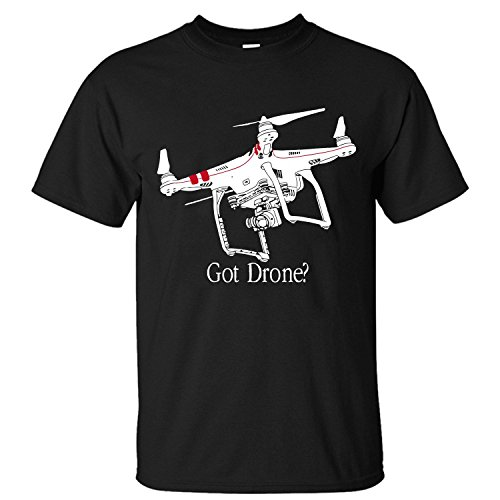 XSTAR-Generic-Mens-Got-Drone-Phantom-Quadcopter-T-Shirts-black-M
