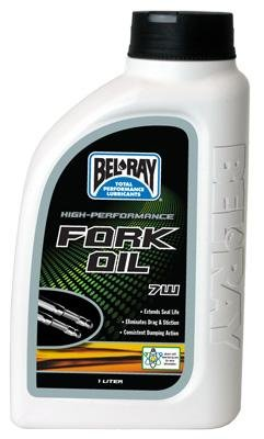 Bel-Ray High Performance Fork Oil - 7W - 1L. 94730-BT1LC