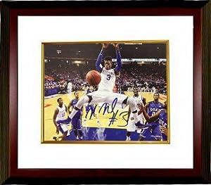 Nerlens Noel signed Kentucky Wildcats 8x10 Photo Custom Framed vs Duke by Athlon+Sports+Collectibles