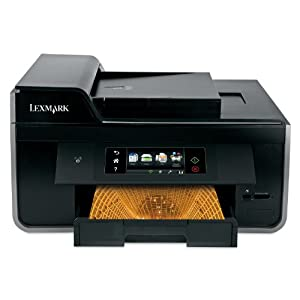Lexmark Pro915 Wireless Inkjet All-in-One Printer with Scanner, Copier and Fax
