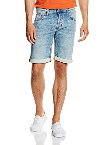 MUSTANG - Chicago Short, Shorts uomo, vintage super bleached 507, 30