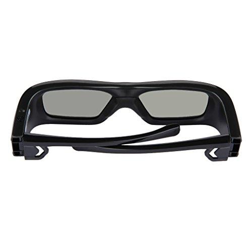 4X IR&BT 3D Aktiv Shutter Brille für Toshiba 40TL868 40TL868B 46TL868B 40TL963G 46TL963G 46TL966 46TL966G 40TL933 40TL933G 46TL933 46TL933G 40TL868G TL933 TL938G Sharp 3D TV