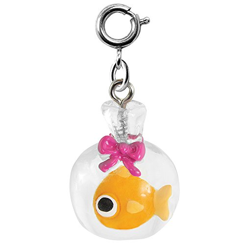 Charm It! Lil' Goldfish Charm - 1