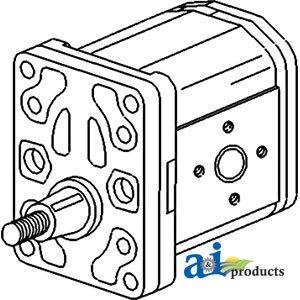 : 5129486 Hydraulic Pump Fits Fiat Tractors: Industrial & Scientific