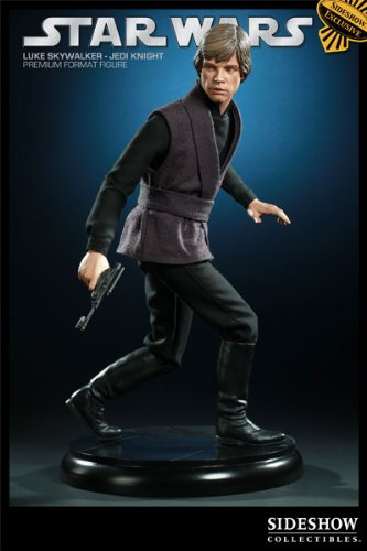 Buy Low Price Sideshow Luke Skywalker – Jedi Knight Premium Format Figure – Sideshow Exclusive Edition (B003TP46C6)