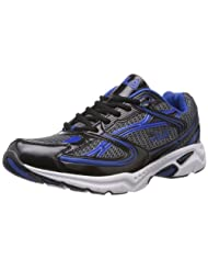 Fila Men Battista Black Mesh Running Shoes