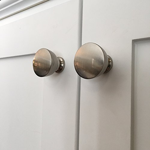 discount drawer pulls satin nickel cabinet knobs by southern hills brushed nickel knobs round pack of 5 kitchen knobs nickel cabinet hardware