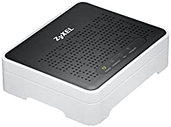 Zyxe-AMG1001-T series is an entry leve-ADSL2+ wired gateway for basic Internet access.