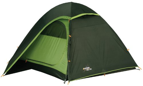 Vango Atlas 200 2 Person Tent - Black/Treetops