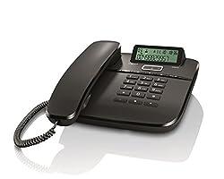 Gigaset DA610 Corded Phone (Black)