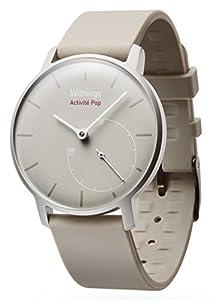 Withings Activité Pop Smart Watch - Tracker d'Activité et de Sommeil - Sable