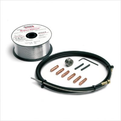 Accessory Kit For With SP100-T MIG Wire Feeder/Welder [Set of 2]